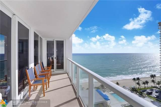 4300 N Ocean Blvd 15J, Fort Lauderdale, FL 33308 (MLS #F10208060) :: The O'Flaherty Team