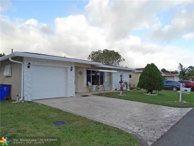 1051 NW 49th St, Deerfield Beach, FL 33064 (MLS #F10208710) :: Green Realty Properties