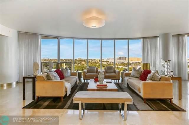 715 Bayshore Dr #902, Fort Lauderdale, FL 33304 (#F10208804) :: Posh Properties