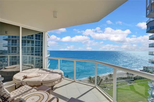6051 N Ocean Dr #1102, Hollywood, FL 33019 (#F10209268) :: Posh Properties