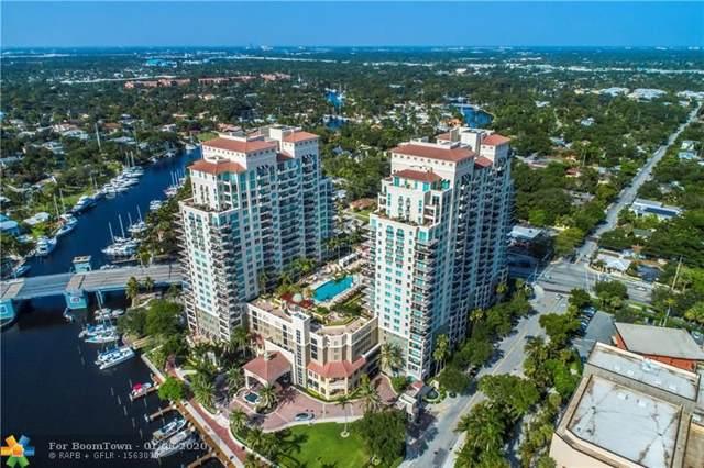 600 W Las Olas Blvd 409S, Fort Lauderdale, FL 33312 (MLS #F10209350) :: The O'Flaherty Team