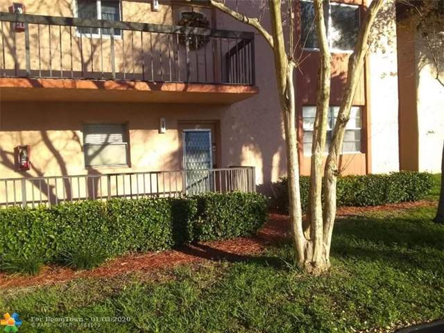 3190 Holiday Springs Blvd #101, Margate, FL 33063 (MLS #F10209594) :: Berkshire Hathaway HomeServices EWM Realty