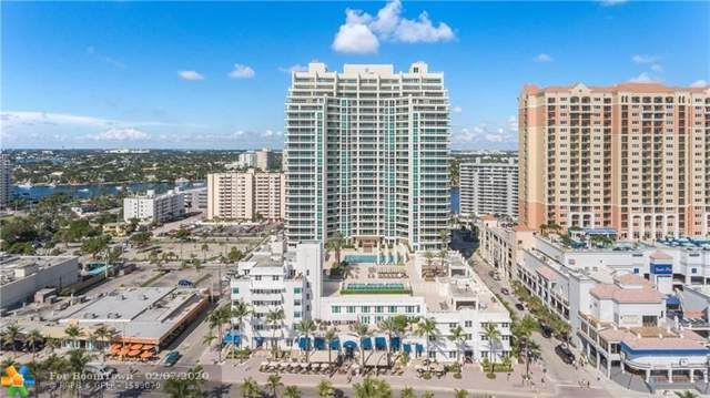 101 S Fort Lauderdale Beach Blvd #1101, Fort Lauderdale, FL 33316 (MLS #F10209842) :: The O'Flaherty Team
