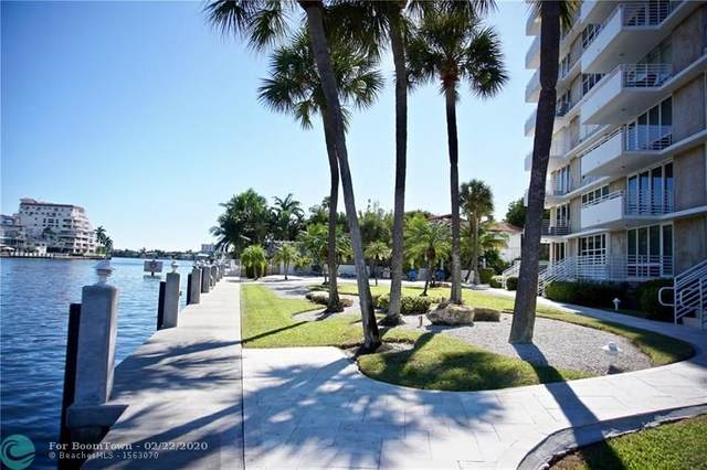 888 Intracoastal Dr 2D, Fort Lauderdale, FL 33304 (MLS #F10209866) :: The Howland Group