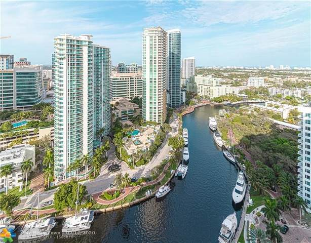511 SE 5th Ave #2522, Fort Lauderdale, FL 33301 (MLS #F10209954) :: Green Realty Properties
