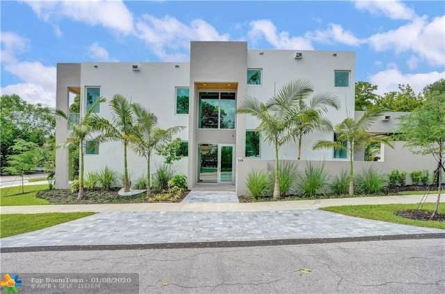 544 N Victoria Park Rd, Fort Lauderdale, FL 33301 (MLS #F10210464) :: The Howland Group
