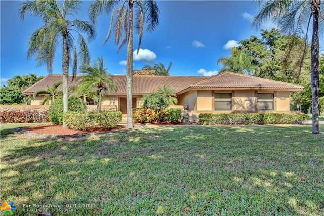 4370 NW 101st Dr, Coral Springs, FL 33065 (MLS #F10210494) :: Laurie Finkelstein Reader Team