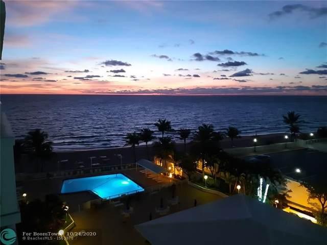 4010 Galt Ocean Dr #809, Fort Lauderdale, FL 33308 (#F10210562) :: Posh Properties