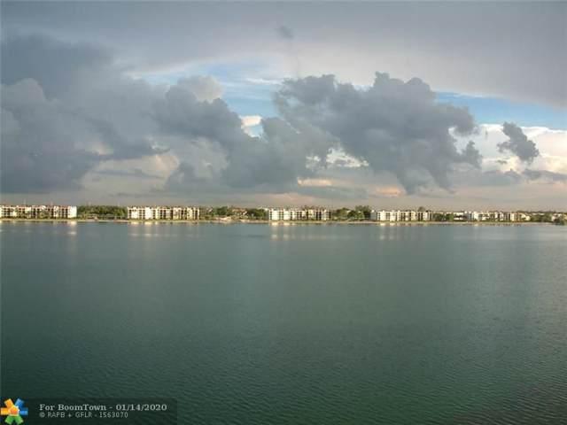 105 Lake Emerald Dr #804, Oakland Park, FL 33309 (MLS #F10210569) :: The O'Flaherty Team