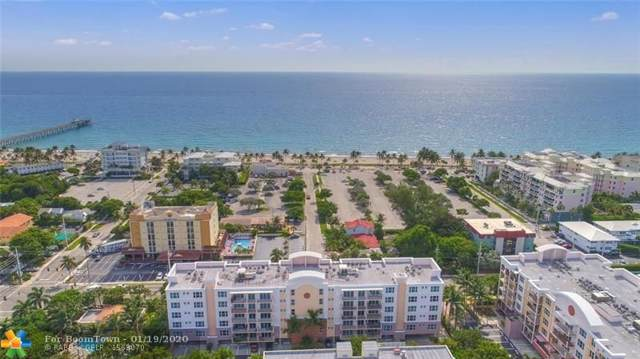 191 SE 20th Ave #217, Deerfield Beach, FL 33441 (MLS #F10210729) :: Castelli Real Estate Services