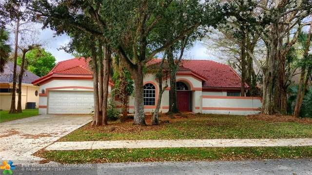 4917 NW 67th Ave, Lauderhill, FL 33319 (MLS #F10210843) :: THE BANNON GROUP at RE/MAX CONSULTANTS REALTY I