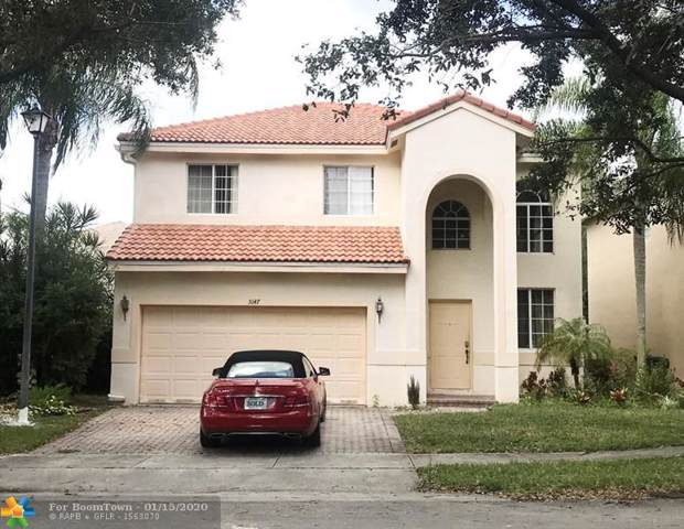 5147 S Heron Ct, Coconut Creek, FL 33073 (MLS #F10210864) :: The O'Flaherty Team