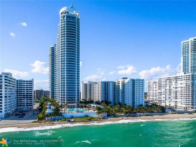3101 S Ocean Dr #2506, Hollywood, FL 33019 (MLS #F10210916) :: The O'Flaherty Team