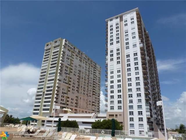 101 Brny Ave #1704, Pompano Beach, FL 33062 (MLS #F10211004) :: Castelli Real Estate Services
