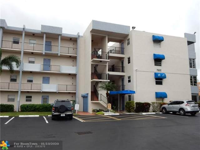 7502 NW 30th Pl #316, Sunrise, FL 33313 (MLS #F10211005) :: Green Realty Properties