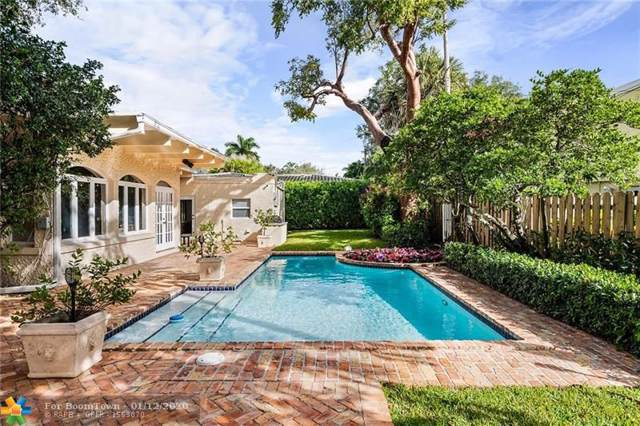 1124 SE 8TH ST, Fort Lauderdale, FL 33316 (MLS #F10211199) :: The Howland Group