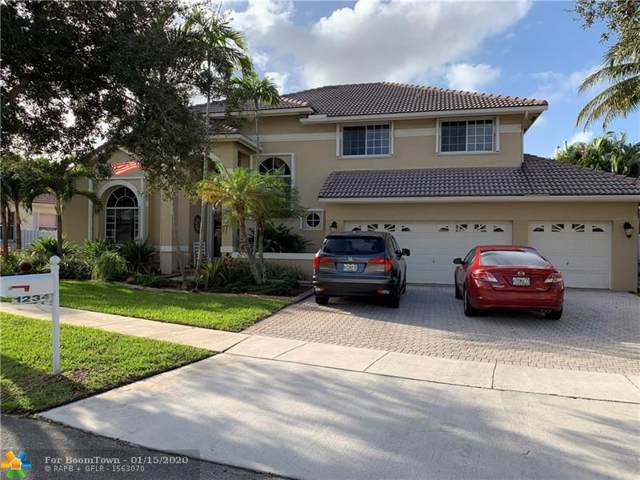 1234 NW 179th Ter, Pembroke Pines, FL 33029 (MLS #F10211332) :: Castelli Real Estate Services