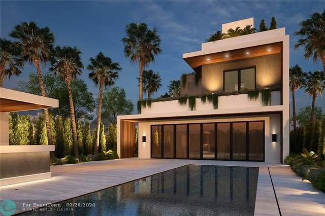 2615 Center Avenue, Fort Lauderdale, FL 33308 (MLS #F10211430) :: The Howland Group