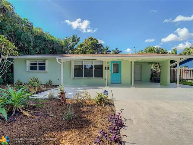 3009 NE 3rd Ave, Wilton Manors, FL 33334 (MLS #F10211432) :: RICK BANNON, P.A. with RE/MAX CONSULTANTS REALTY I