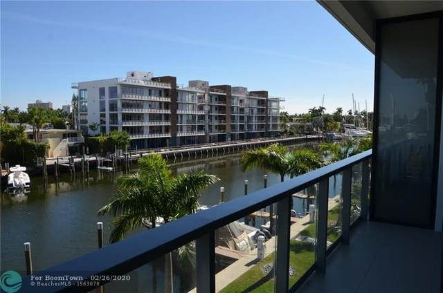70 Hendricks Isle #302, Fort Lauderdale, FL 33301 (MLS #F10211445) :: The O'Flaherty Team