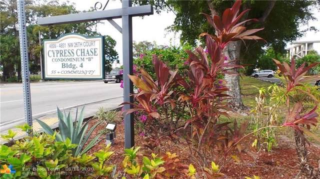 2600 NW 49th Ave #213, Lauderdale Lakes, FL 33313 (MLS #F10211474) :: The O'Flaherty Team