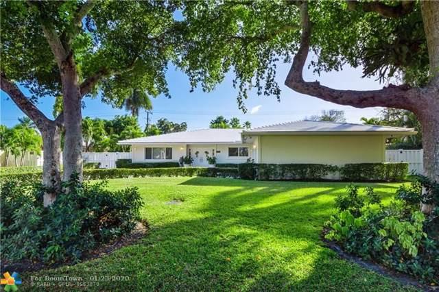 2780 NE 37th Dr, Fort Lauderdale, FL 33308 (MLS #F10211573) :: Green Realty Properties
