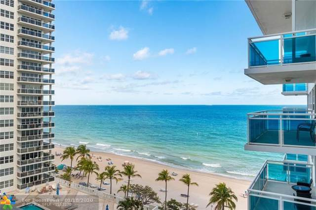 3430 Galt Ocean Dr #904, Fort Lauderdale, FL 33308 (MLS #F10211692) :: Castelli Real Estate Services
