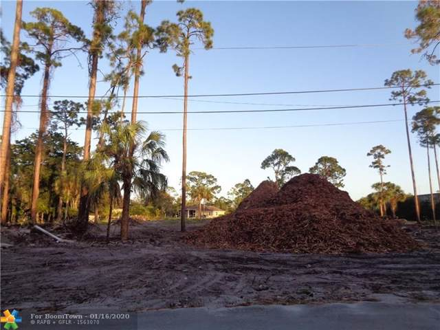 0000 NW 74th Ter, Parkland, FL 33067 (MLS #F10211862) :: Green Realty Properties