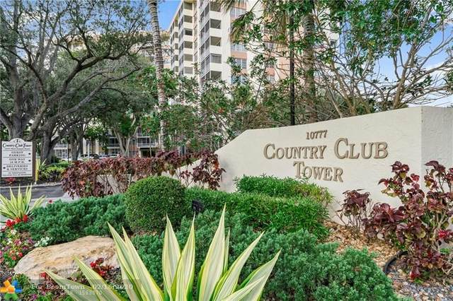 10777 W Sample Rd #902, Coral Springs, FL 33065 (MLS #F10211874) :: United Realty Group
