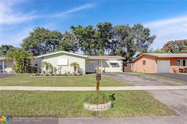 8551 NW 28th St, Sunrise, FL 33322 (MLS #F10211903) :: Castelli Real Estate Services