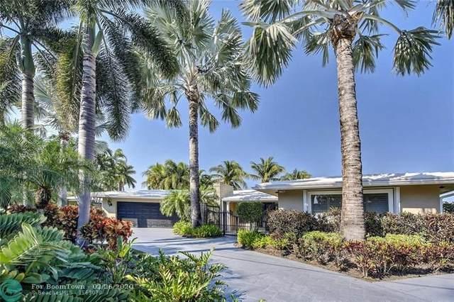 2819 NE 29th St, Fort Lauderdale, FL 33306 (MLS #F10212051) :: Lucido Global