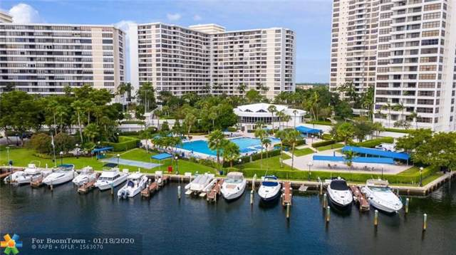 600 Three Islands Blvd #1107, Hallandale, FL 33009 (MLS #F10212092) :: Lucido Global