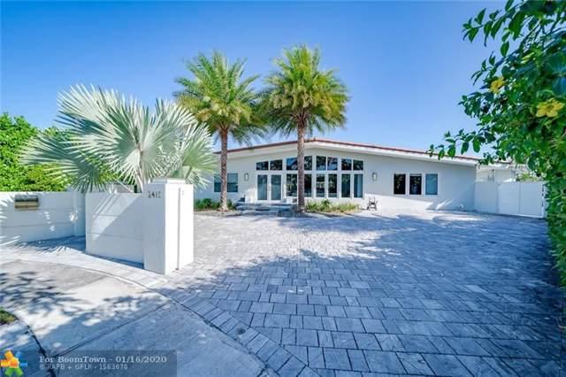 2415 Magnolia Dr, North Miami, FL 33181 (MLS #F10212108) :: Green Realty Properties