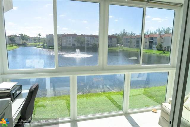 2900 N Sunrise Lakes Dr W #205, Sunrise, FL 33322 (MLS #F10212168) :: Green Realty Properties