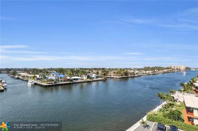 521 N Riverside Dr #607, Pompano Beach, FL 33062 (MLS #F10212197) :: Castelli Real Estate Services
