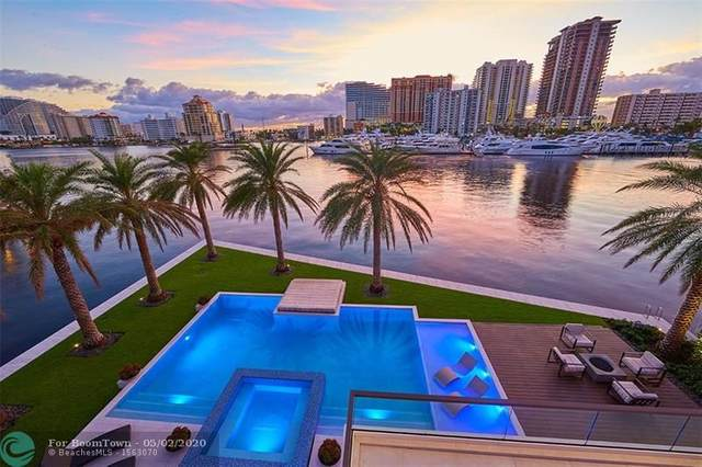 2665 Castilla Isle, Fort Lauderdale, FL 33301 (MLS #F10212234) :: GK Realty Group LLC