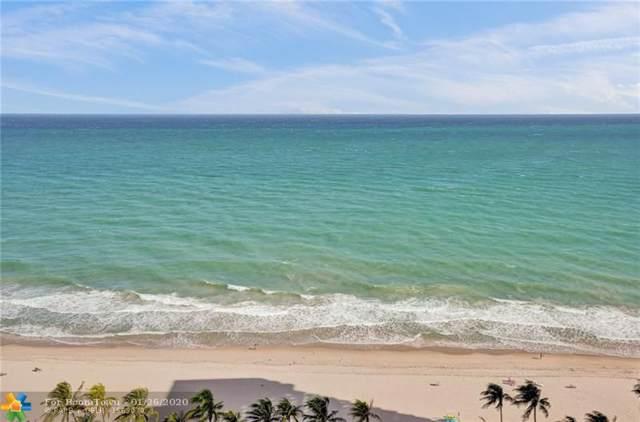 4300 N Ocean Blvd Phb, Fort Lauderdale, FL 33308 (MLS #F10212378) :: The O'Flaherty Team