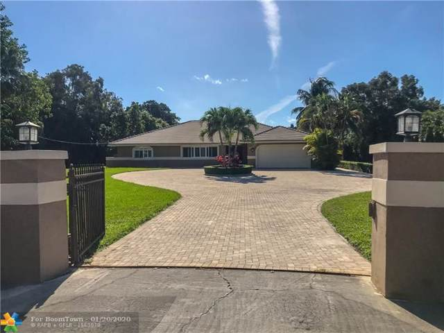14631 Mustang Trl, Southwest Ranches, FL 33330 (MLS #F10212420) :: United Realty Group
