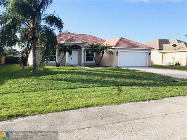 1032 SW Fisherman Ave, Port Saint Lucie, FL 34953 (MLS #F10213038) :: Castelli Real Estate Services