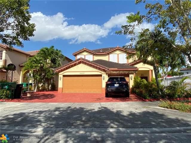 15431 SW 39th Ter, Miami, FL 33185 (MLS #F10213106) :: Green Realty Properties