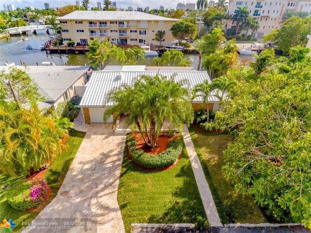 540 Victoria Ter, Fort Lauderdale, FL 33301 (MLS #F10213144) :: RE/MAX