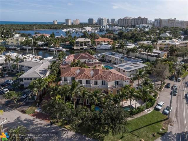 1366 Bayview Dr, Fort Lauderdale, FL 33304 (MLS #F10213214) :: GK Realty Group LLC