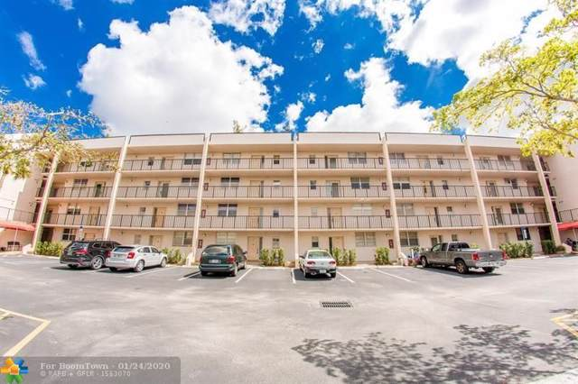 2541 Aragon Blvd #105, Sunrise, FL 33322 (MLS #F10213315) :: Green Realty Properties