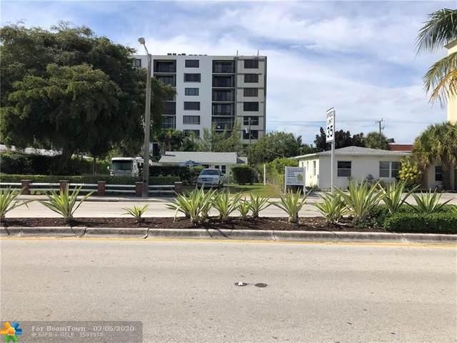 2313 & 2317 N Ocean Blvd, Fort Lauderdale, FL 33305 (MLS #F10213321) :: The Howland Group