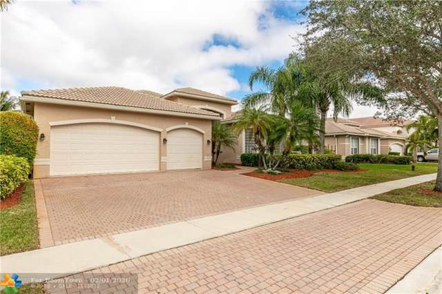 19321 SW 39TH CT, Miramar, FL 33029 (MLS #F10213395) :: Green Realty Properties