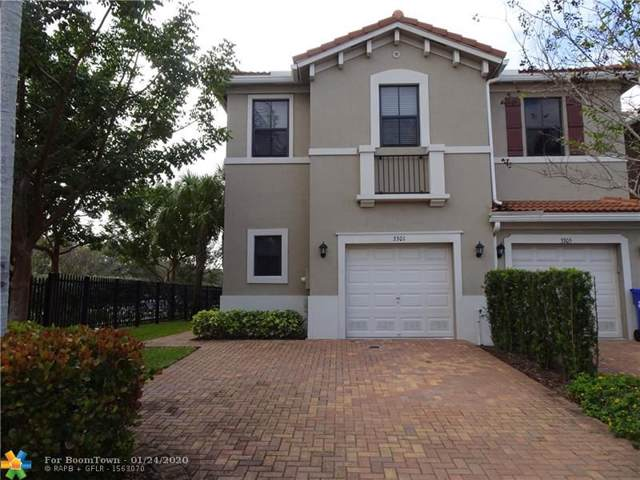 3301 NW 11th Ave #3301, Pompano Beach, FL 33064 (#F10213472) :: Dalton Wade