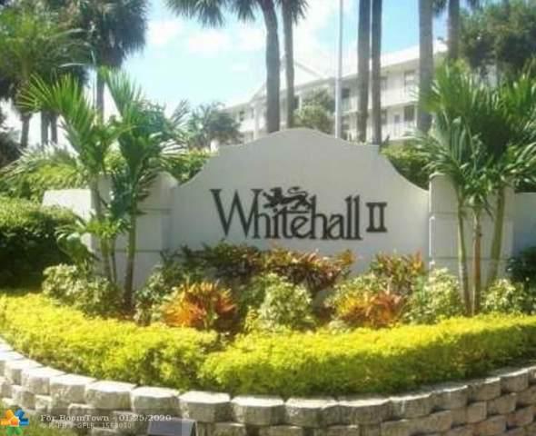 1709 Whitehall Dr #203, Davie, FL 33324 (MLS #F10213515) :: Green Realty Properties