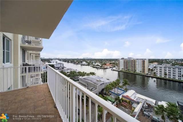 3020 NE 32nd Ave #1002, Fort Lauderdale, FL 33308 (MLS #F10213571) :: Berkshire Hathaway HomeServices EWM Realty