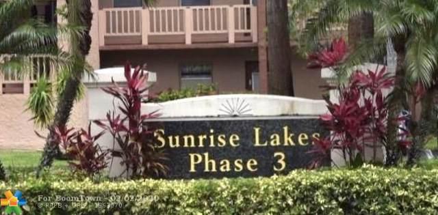 2791 N Pine Island Rd #309, Sunrise, FL 33322 (MLS #F10213720) :: The O'Flaherty Team