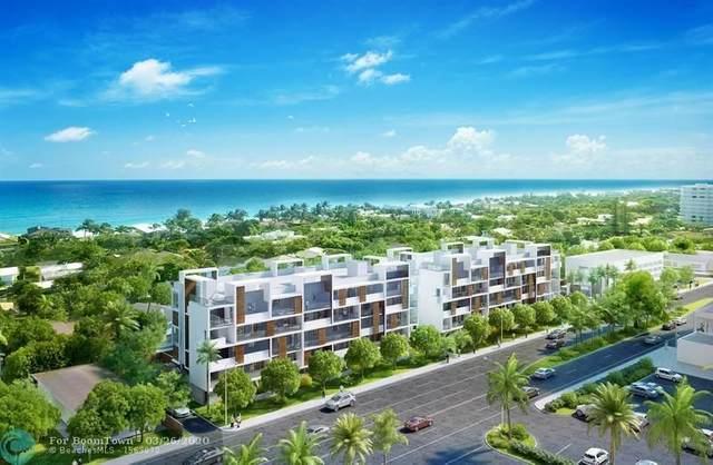 3030 N Ocean Blvd N 106, Fort Lauderdale, FL 33308 (MLS #F10213849) :: The O'Flaherty Team